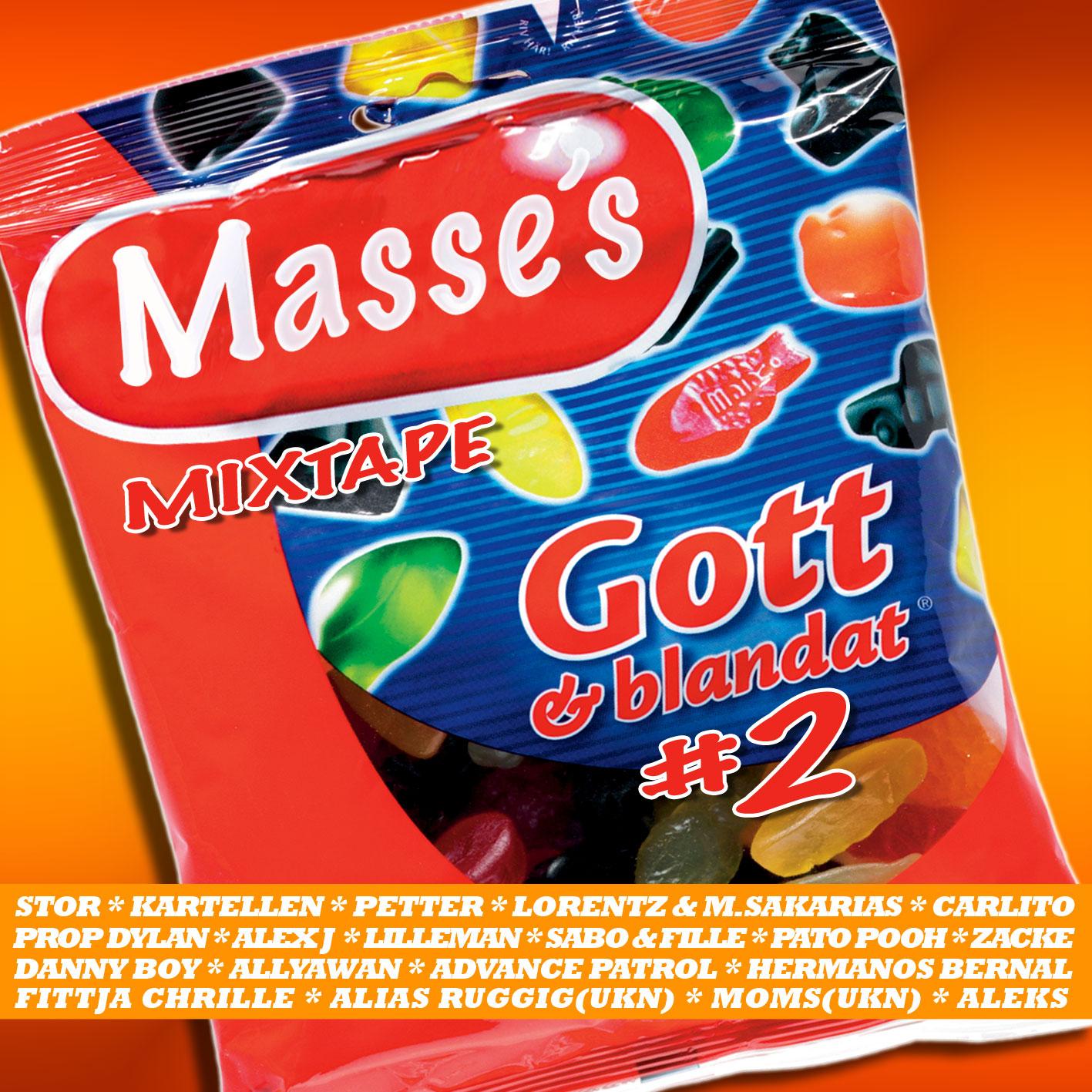 Masse - Gott & Blandat #2