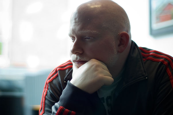 Intervju med Brother Ali - Foto: Whoa.nu