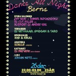 Dance All Night Berns 26Dec