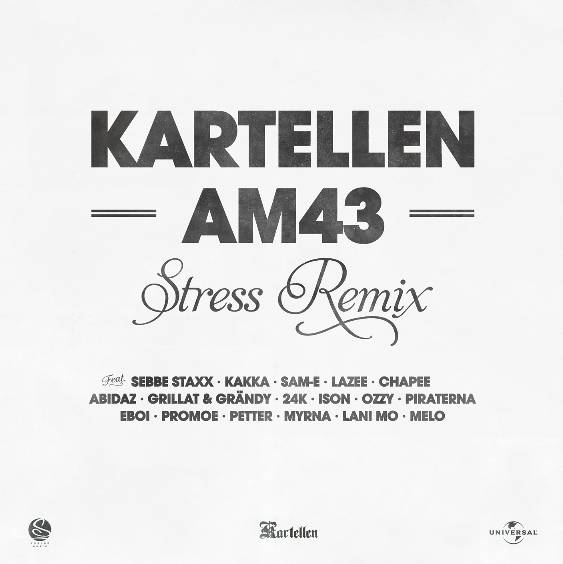 Kartellen  AM43 (stress remix)