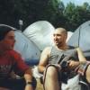 Ytterligare två Whoa legendarer. Rapper Ted och Emil Brikha.